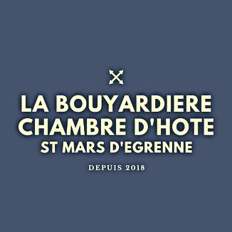 La Bouyardiere Chambre D'Hote logo HIRES
