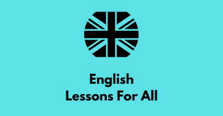 English Lessons For All  - Online