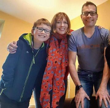 Simon Baxter & Family
