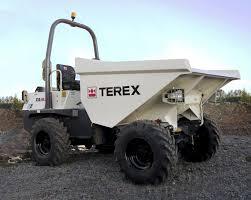 Dumper de capacité Terex 3T