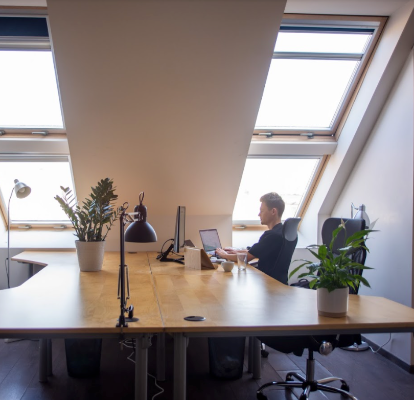 Office space in Budapest