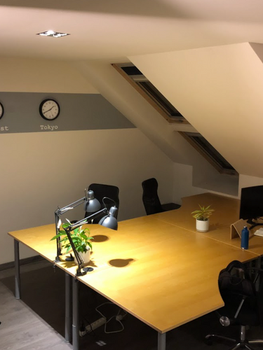 CoWorking Division in Budapest