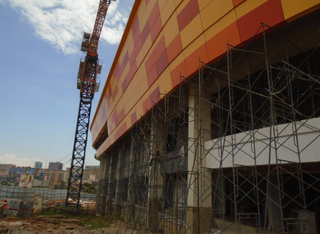 First Green Star Rated Retail Development in Uganda