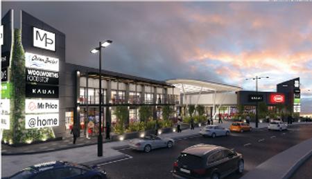 Malvern Shopping Centre