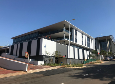 Green Star 4 Rated Office Block for Umhlanga Ridge