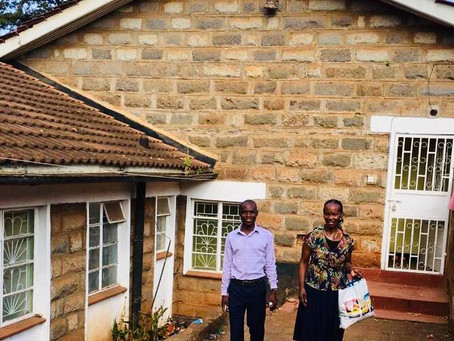 Development Project for Volunteer Foundation Kenya
