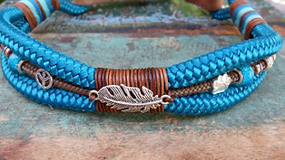 Aqua Feather