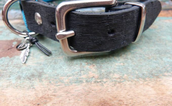 Lederschnalle 25 mm