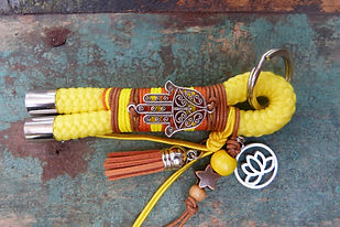 Fatimas Hand Yellow