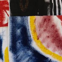 Untitled Red/black/stripe