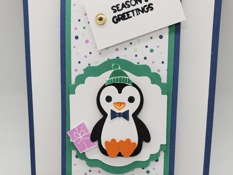 Penguin Place Fun Fold!