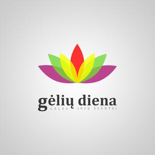 geliu diena logo