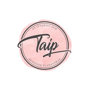 Taip logo