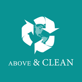 Above Clean logo