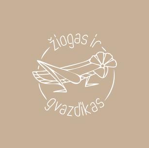 Ziogas ir gvazdikas logo