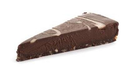 Chocolate & Coconut Slice (per slice) - GF/DF/Egg Free