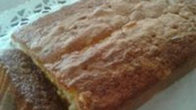 Diabetic Orange & Ginger Cake - 1lb Loaf