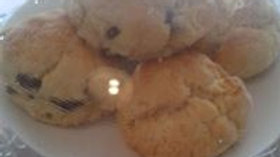 Diabetic Scones - Plain x 6