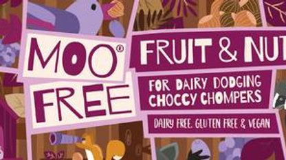 Moo-Free Fruit & Nut 35g