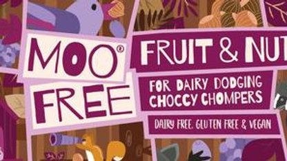 Moo-Free Fruit & Nut 80g