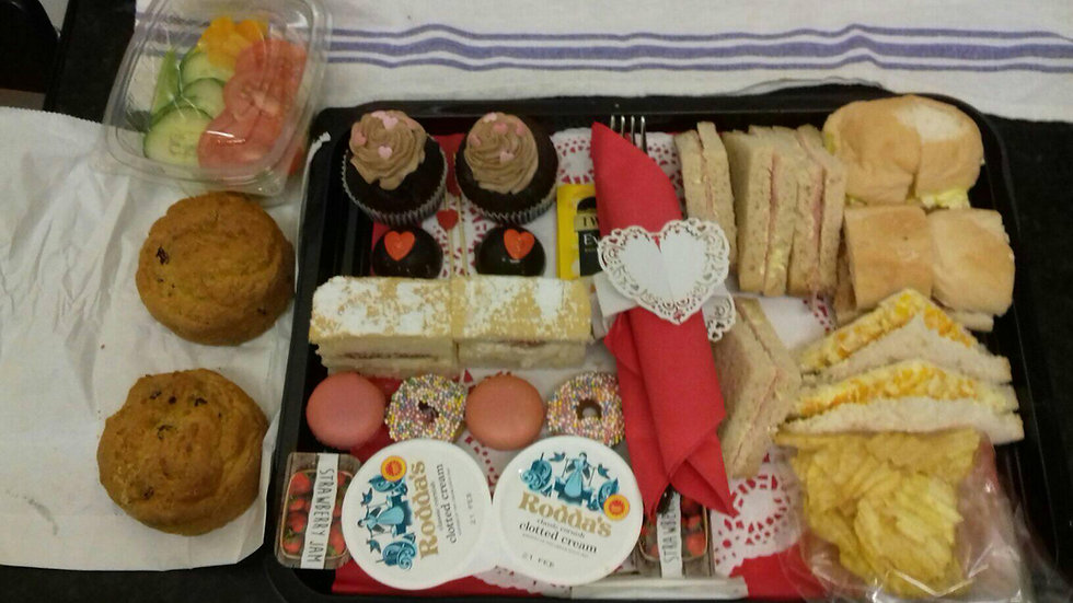 Take Away Afternoon Tea for Two