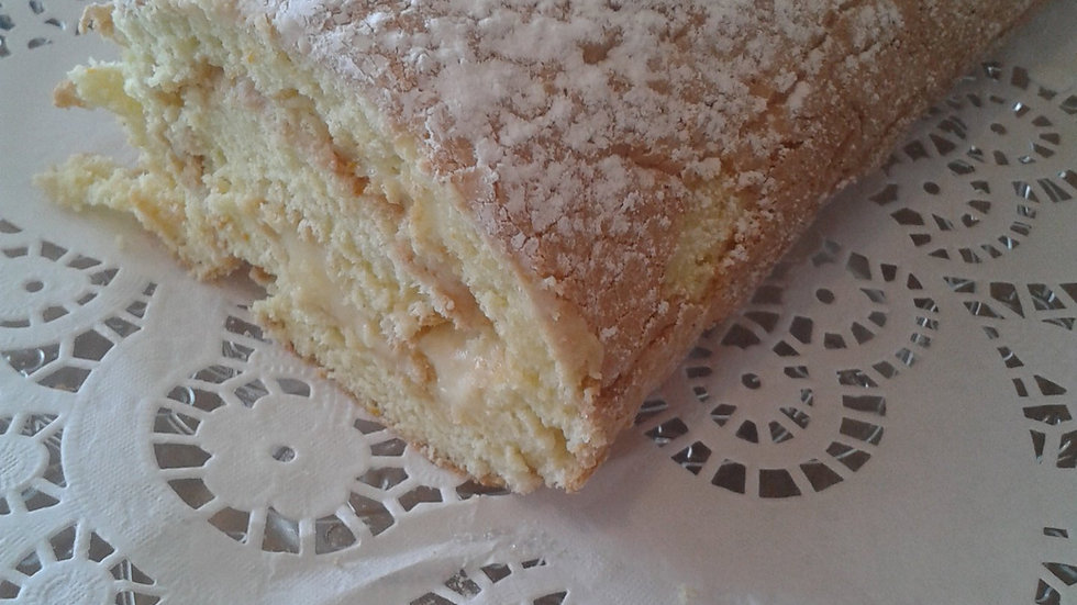 Roulade - (All flavours Dairy Free)