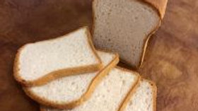 Sliced White Sandwich Loaf - GF/WF/DF/Nut F/Egg F/High Fibre/Low Fat