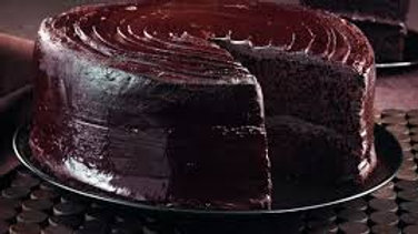 Chocolate Alabama Sponge slices (Each)