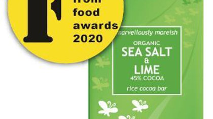 Moo-Free Sea Salt & Lime large Bar