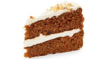 Carrot Cake (per slice) - GF