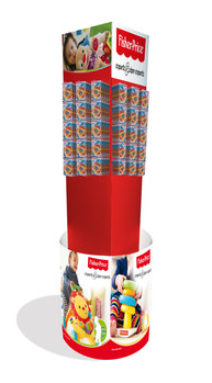 Totem triangolare Fisher Price