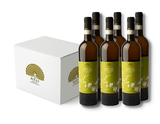 Box 6 Bottiglie Erbaluce di Caluso DOC