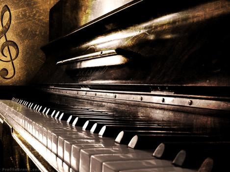 Pianoforte is the sound