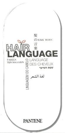 Logo Hair Language Pantene