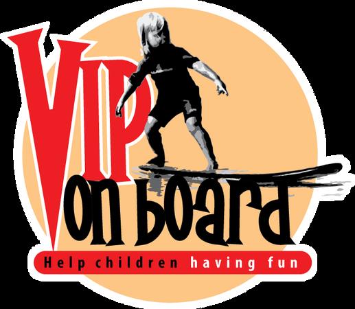 Logo Vip on Board