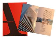 Cartella Stampa e Brochure Alinvest