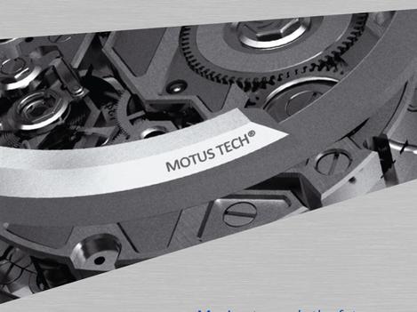 La precisione di Motus Tech®