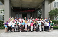 16th Intersociety Open golf Tournament 2