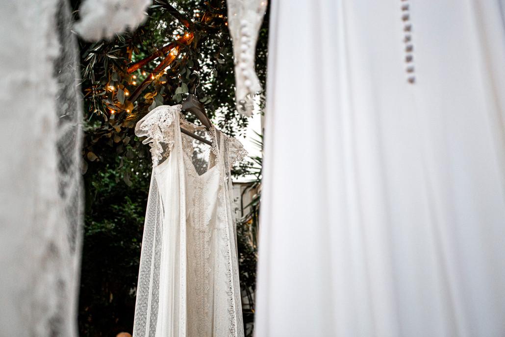 vestidos novia nueva colección Lorena Merino