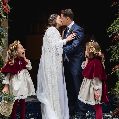 Los motivos por los que debes celebrar tu boda en invierno. ¡Sorprende a tus invitados!