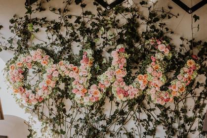 Logo OUI flores de Floreale