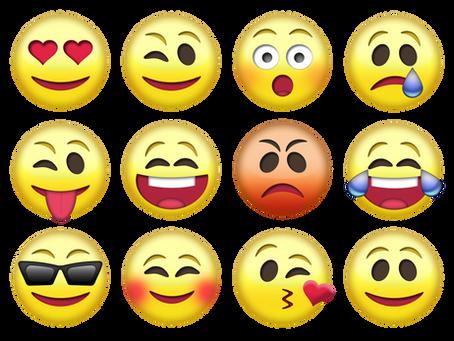 Dia Mundial do Emoji!!! Qual é o seu preferido?
