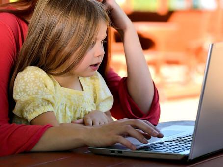 Crianças e os aparelhos eletrônicos, como lidar?