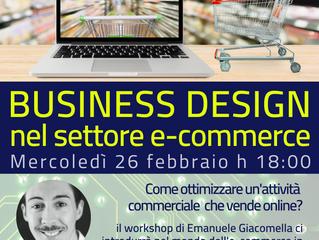 Business Design nel settore e-commerce (RINVIATO)