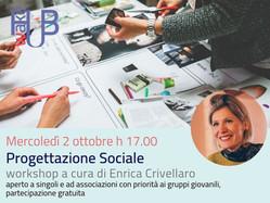Workshop di Progettazione Sociale