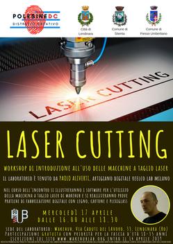 Impara a creare oggetti con il laser cutter