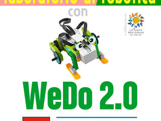 Robotica con Lego WeDo 2.0