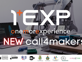 New Call4Makers - One More Experience