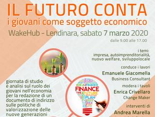 Il Futuro Conta: i Giovani come soggetto economico.