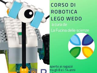 Corso di Robotica - Lego Wedo